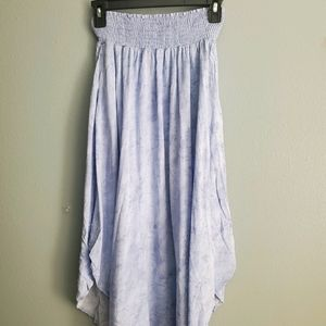 2/$22 Blue skirt with pockets